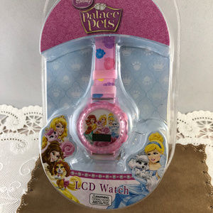 Disney Accessories - Vintage Disney Palace Pets LCD Watch